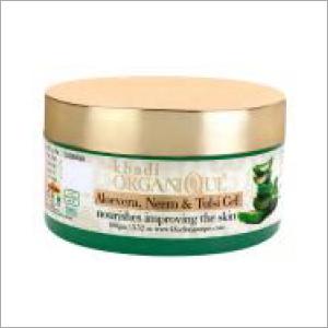 Aloevera, Neem And Tulsi Face Massage Gel