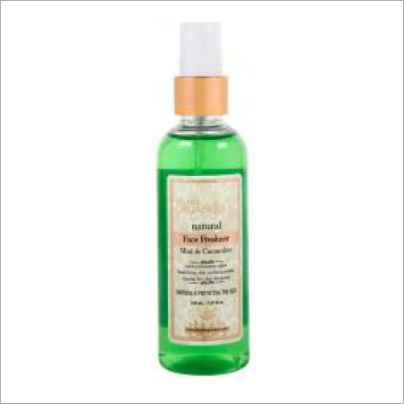 Mint And Cucumber With Neem Aloevera Face Fresher