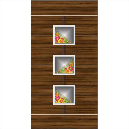 Natural Textured Door Paper Print