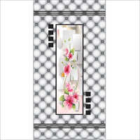 Glossy Laminated Door Paper Skin