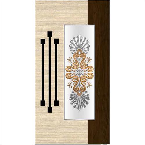 Glossy Decor Door Paper Print