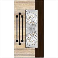 Digital Door Paper Print