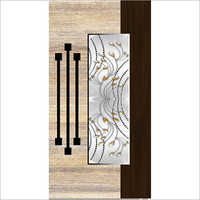 Glossy Digital Door Paper Print