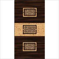 Brown Matte Finish Door Paper Print