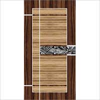 Modern Design Door Paper Print