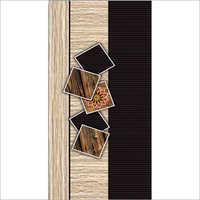 Wooden Laminated Door Paper Print