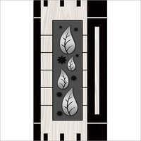Black & White Door Paper Print