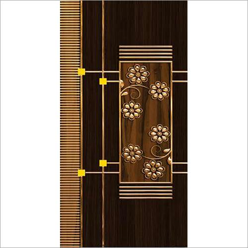 Wood Decorative Laminated Door Print