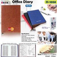 Office Diary 1058