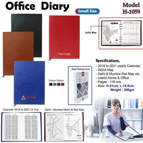 Office Diary 1059