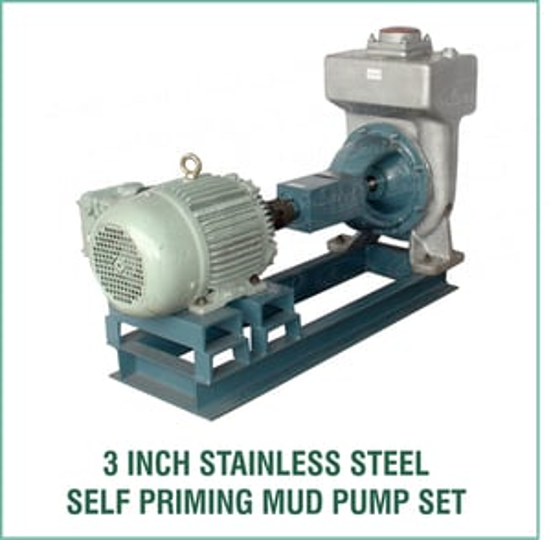 Stainless Steel Mud Pumps