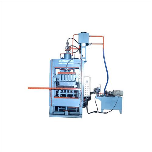 Industrial Fly Ash Brick Making Machine