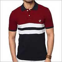 Mens Collar T-Shirt