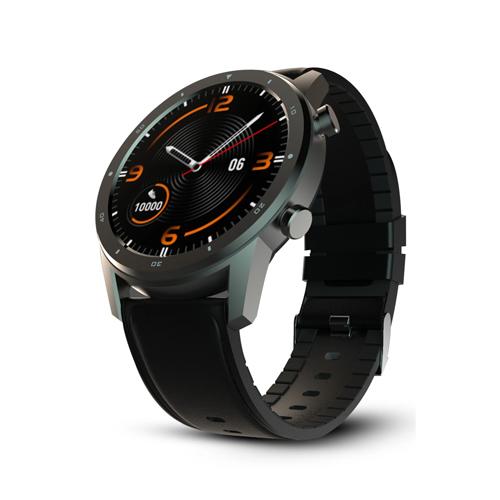 Black Digital Smart Watch