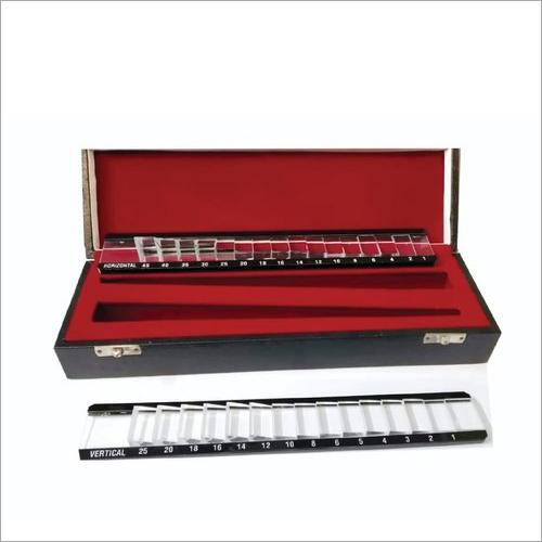 ASF Prism Bar Set Vertical And Horizontal