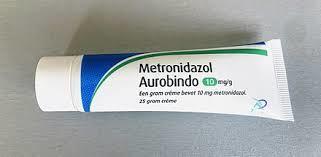 Metronidazole cream