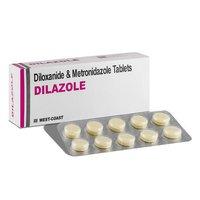 Diloxanide & Metronidazol tablet