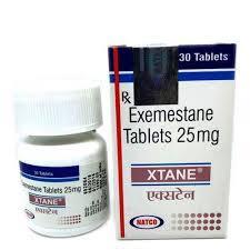 Exemestane Tablets 25mg