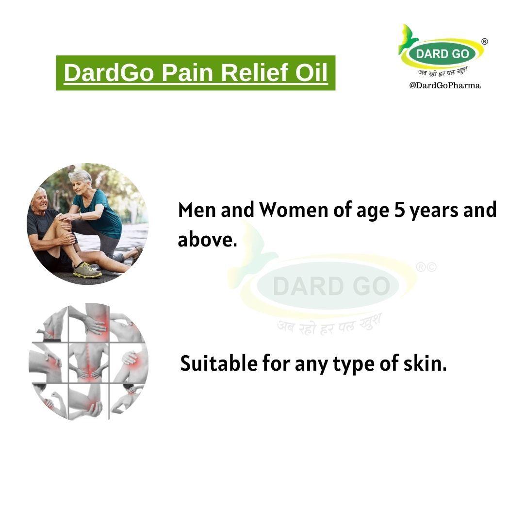 Ayurvedic Pain Relief Oil 100 ml