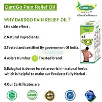 Ayurvedic Pain Relief Oil 60 ml