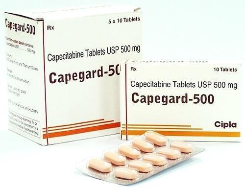 CAPEGARD 500 Tablets