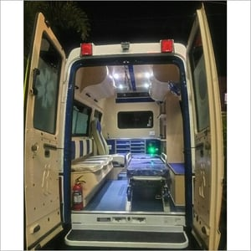 Ambulance Interior Design Services