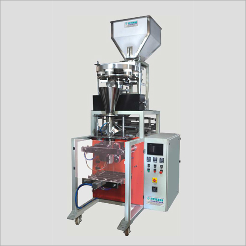 Collar Type Cup Filler Machine With PLC