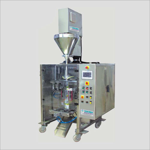 Automatic Coller Type Augar Filler With Servo Based High Speed Machine