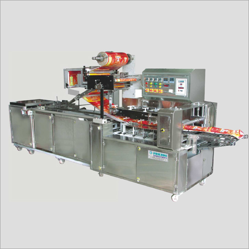 Automatic Rusk Packing Machine