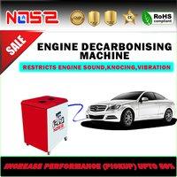 Ponda Car Carbon Cleaner Machine
