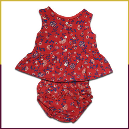 Sumix Skw 0140 Baby Girls Frocks