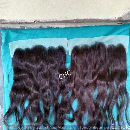 Pure Virgin Lace Frontal Human Hair
