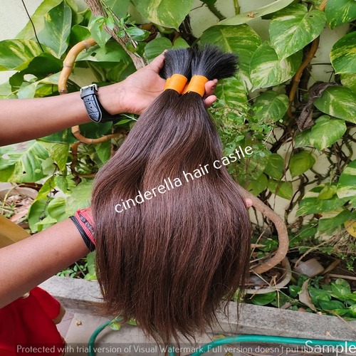 Remy Virgin Dark Brown Human Hair