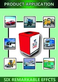 Sattari Bus Carbon Cleaner Machine