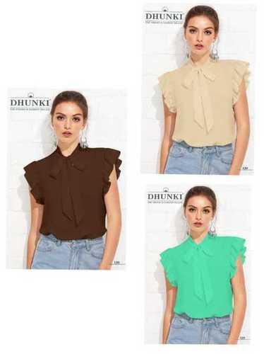 Dhunki Designer Ladies Tops