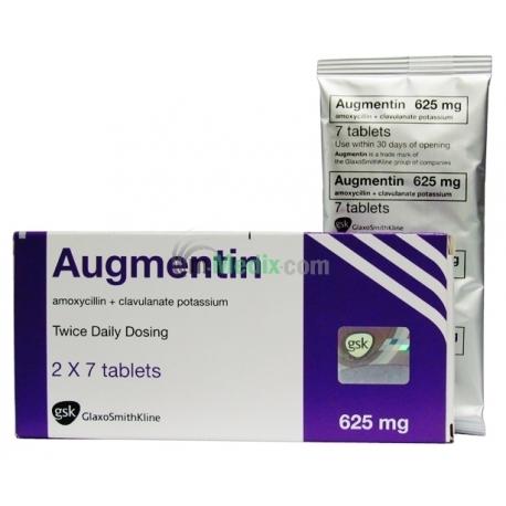 Amoxicillin And Clavunate Acid Tablet