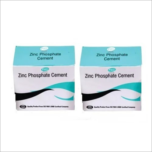 Zinc Phosphate Dental Cement