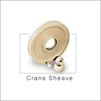 Cast Nylon Crane Sheave