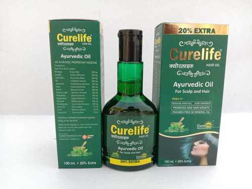Curelife Hair Oil