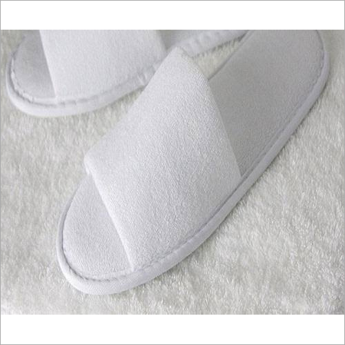 Disposable Slippers Terry Fabric