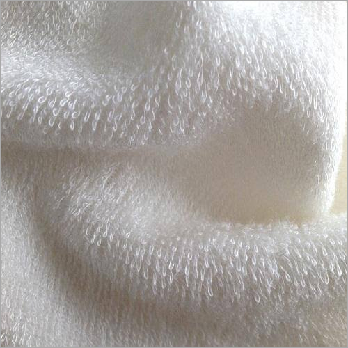 Knitted 80-20 Cotton Terry Fabric