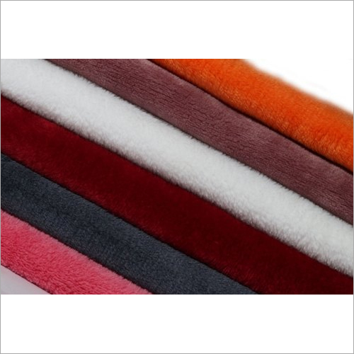 Coral Blankets Fabric