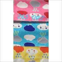 Printed Baby Flannel Fabric
