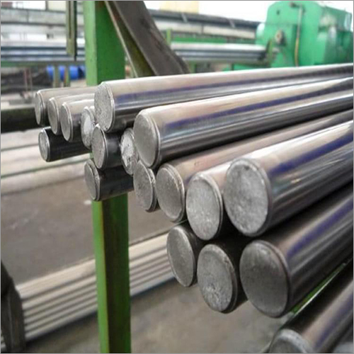 SS Hot Rolled Round Bar