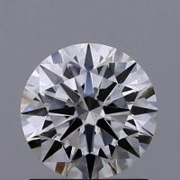 Round Brilliant Cut CVD 1.01ct Diamond F VS1 IGI Certified Lab Grown TYPE2A 447073122