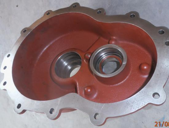 Castings and Machined Parts