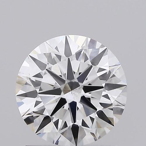 Round Brilliant Cut CVD 1.15ct Diamond F SI1 IGI Certified Lab Grown TYPE2A 447065255