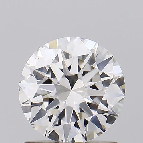 Round Brilliant Cut CVD 1ct Diamond I VS1 IGI Certified Lab Grown TYPE2A 445056261