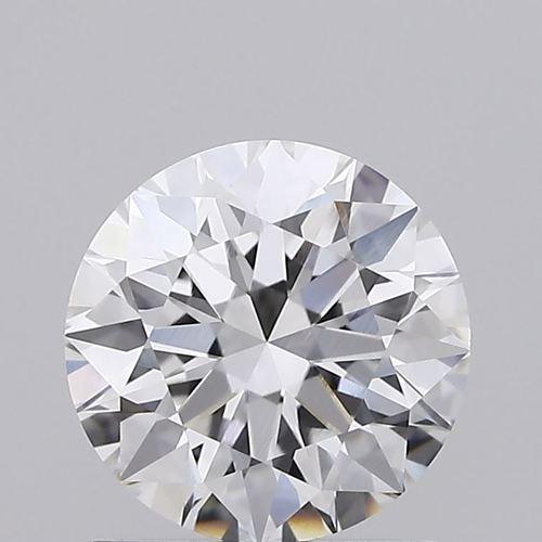 Round Brilliant Cut CVD 1.09ct Diamond E VVS2 IGI Certified Lab Grown TYPE2A 444085899