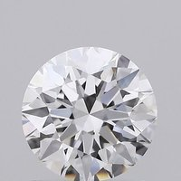 Round Brilliant Cut CVD 1.09ct Diamond E VVS2 IGI Certified Lab Grown TYPE2A 444085899